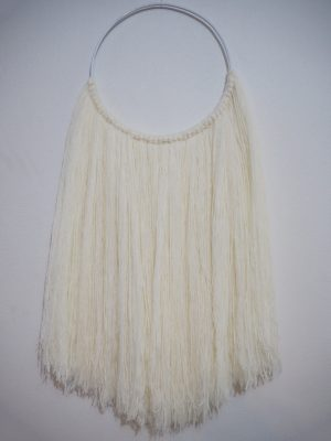 Sonna Wallhanging White