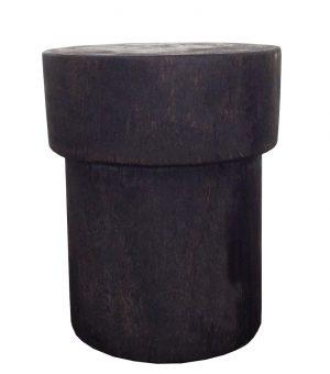 Artego Side Table Black
