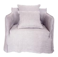 Casper Armchair Iris