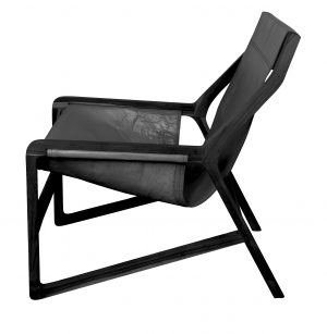 Bowie Chair Black