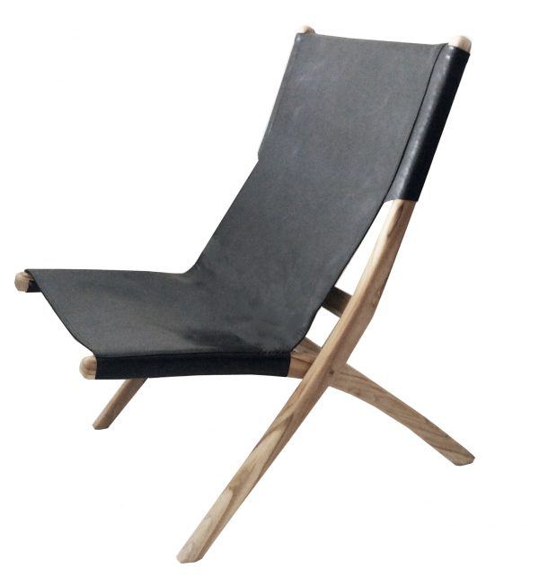 Favela Folding Chair Black