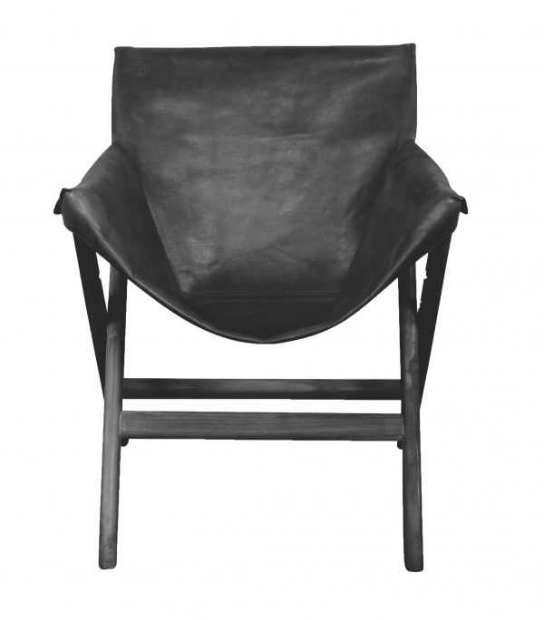 Glove Chair Black