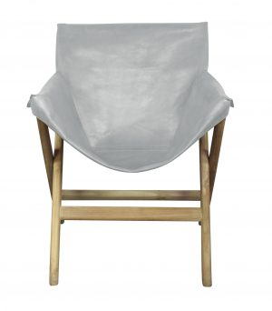Glove Chair Light Grey