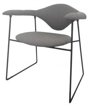 Holm Chair Grey
