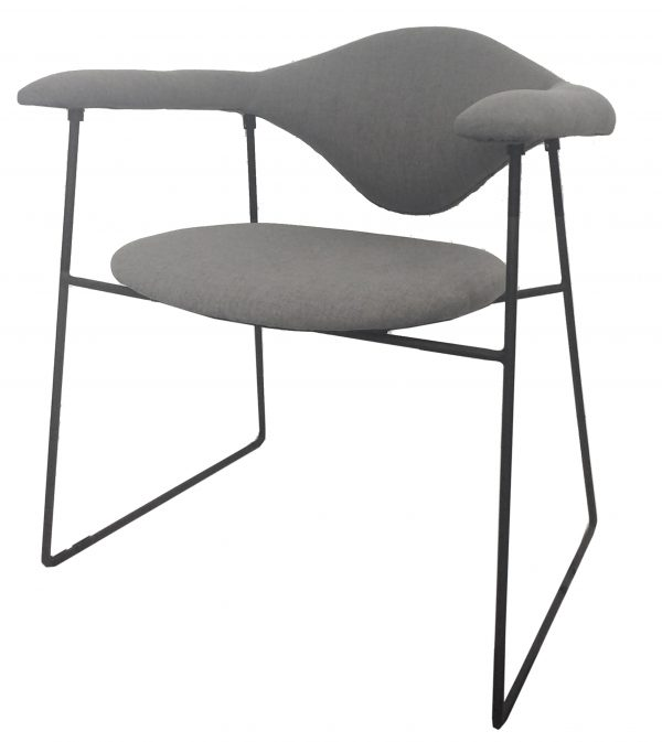 Holm Chair Grey