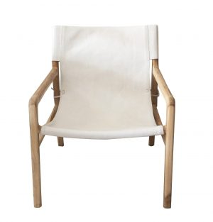 Jasper Chair White