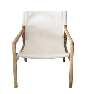 Jasper Chair White