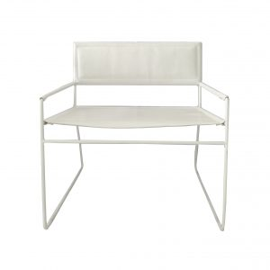 Mak Occasional Chair White