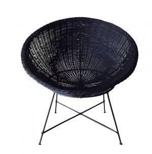 Pepe Chair Black