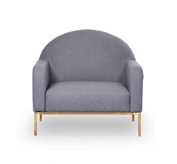 Paloma Armchair Grey
