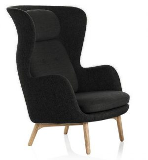 Suki Occasional Chair Anthracite