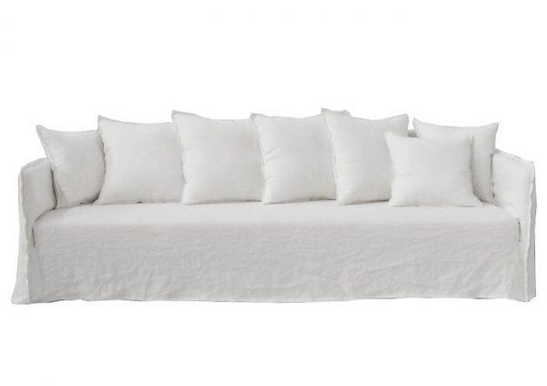 Casper Sofa Winter White