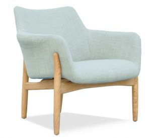 Vinko Chair Powder Blue
