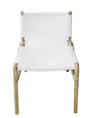 Jasper Dining Chair White