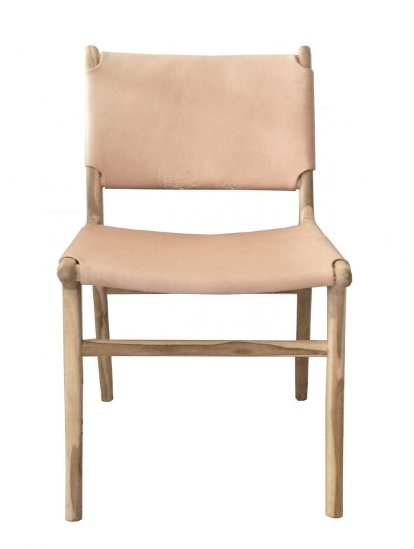 Marvin Dining Chair Blush