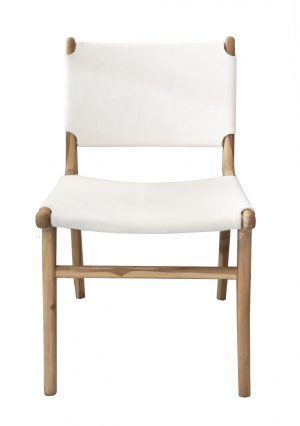 Marvin Dining Chair White