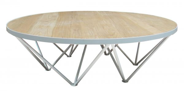 Fjord Round Coffee Table
