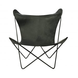 Hermann Butterfly Chair Black