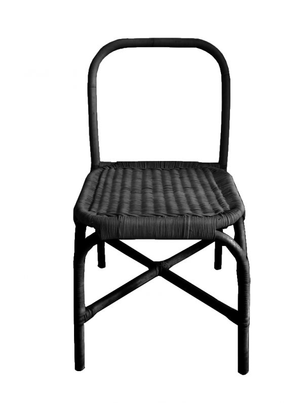 Juno Dining Chair Black