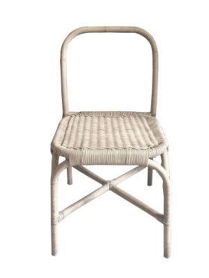 Juno Dining Chair White Oil