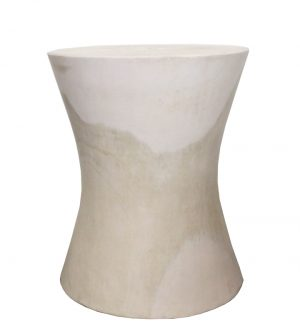 Lagos Side Table Limed