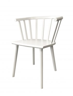 Malmo Chair White