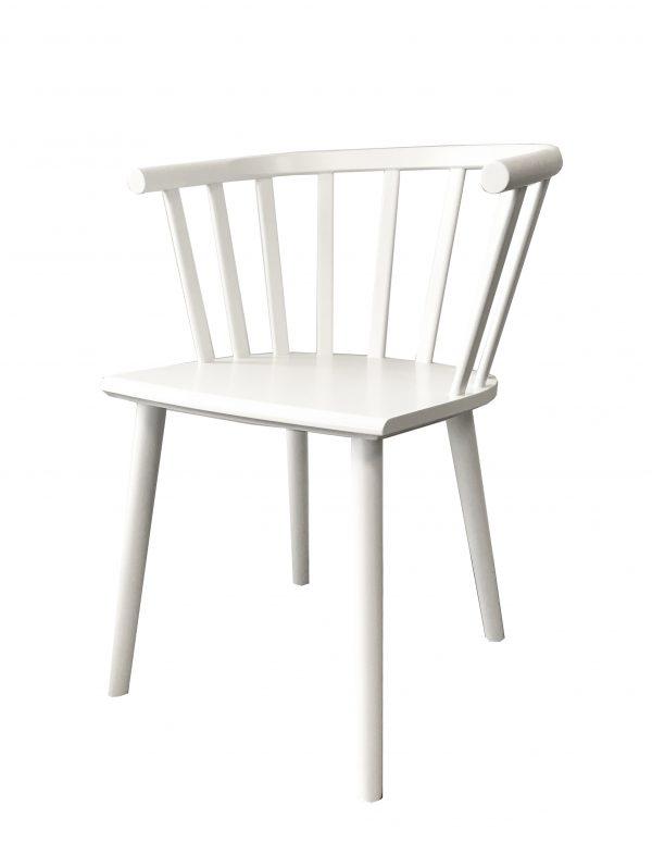 Malmo Chair White
