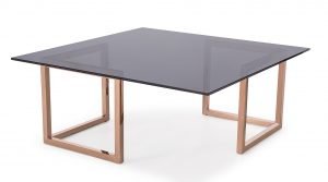 Meta System Table Legs S Rose Gold