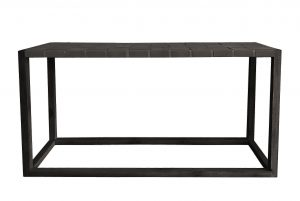 Pia Console Table Black