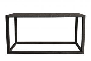Pia Console Table Black