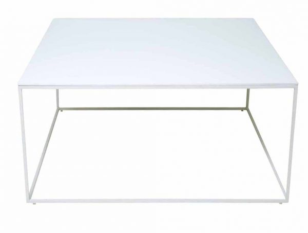 Platform Table Large White